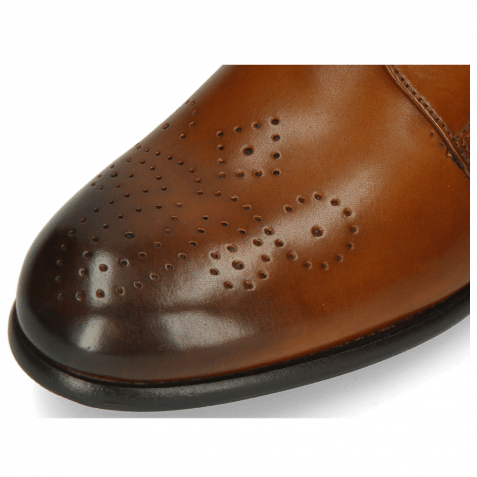 Derby shoes Sally 1 Wood Lining Rich Tan HRS