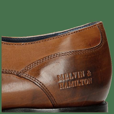 Derby shoes Charles 1 Dark Brown LS
