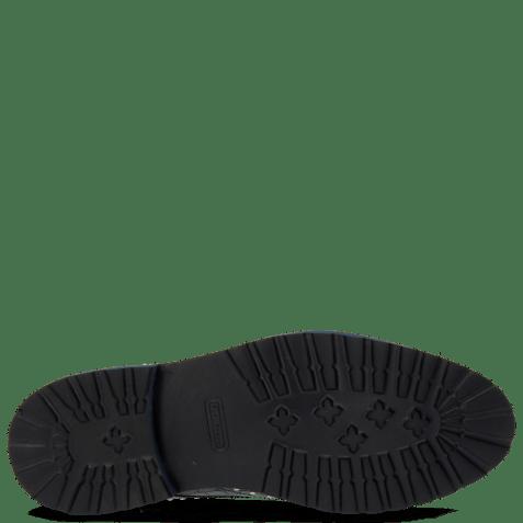 Derby shoes Matthew 14 Crock Navy Rivets