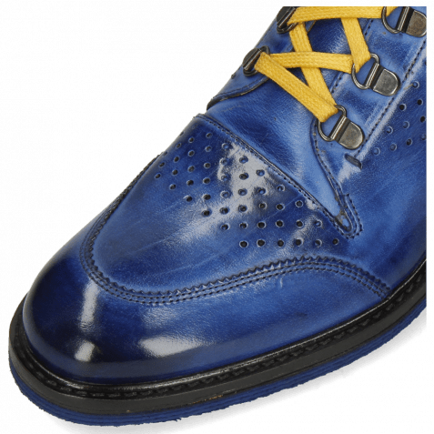 Ankle boots Trevor 5 Sapphire Laces Yellow