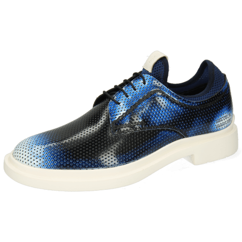 Derby shoes Ron 1 Brush Off Perfo Multi