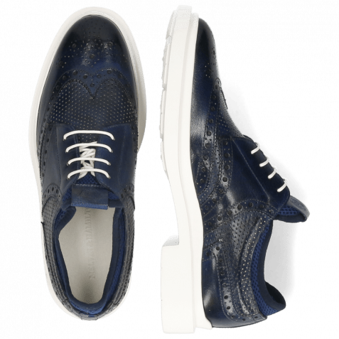 Derby shoes Ron 2 Venice Perfo Navy