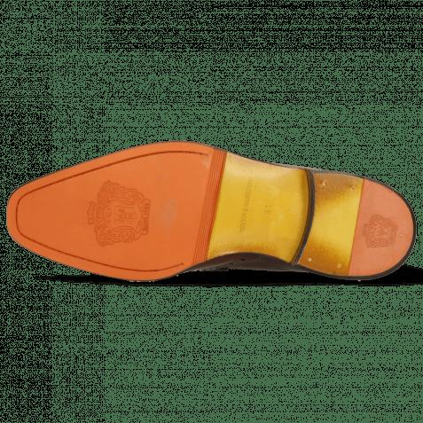 Ankle boots Jeff 34  Brown Suede Pattini Cognac