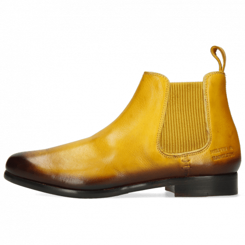 Ankle boots Selina 48 Imola Indy Yellow Mustard
