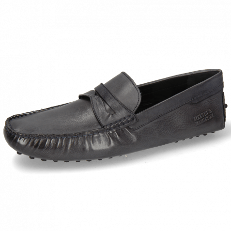Loafers Nelson 8 Pavia Navy