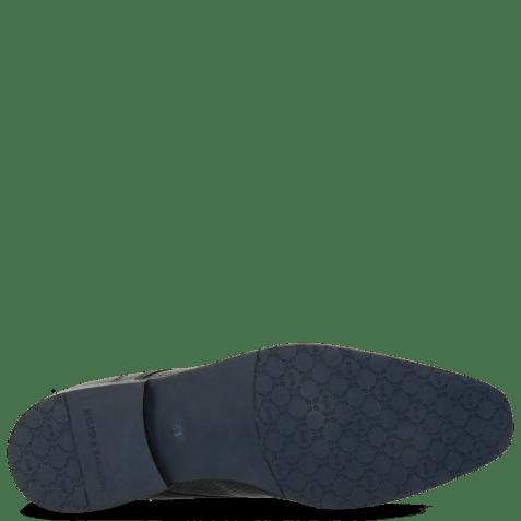 Derby shoes Xander 1 Rio Perfo Black