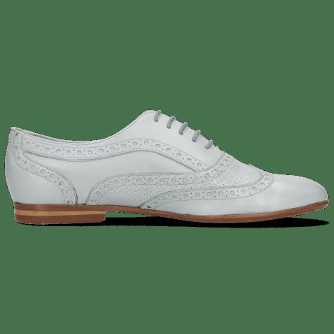 Oxford shoes Sonia 1 Nappa Perfo Sky