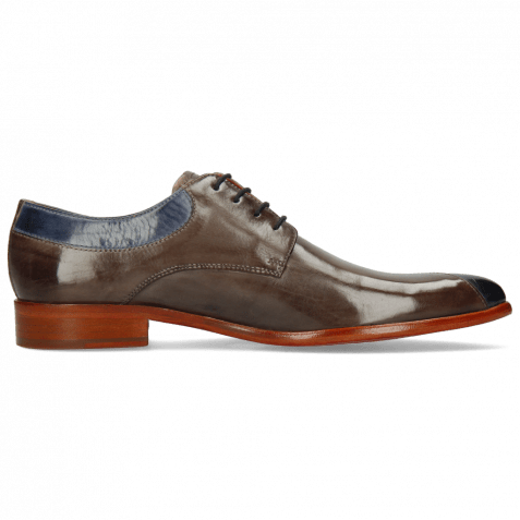 Derby shoes Toni 36 Moroccan Blue Stone
