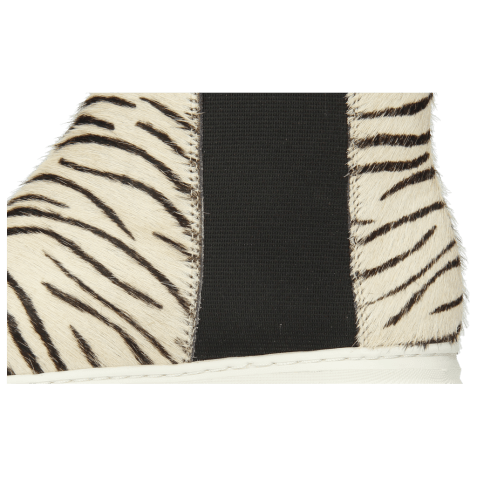 Ankle boots Hailey 15 Hairon Young Zebra