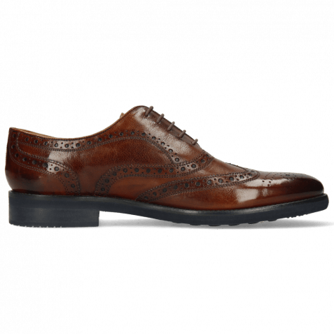 Oxford shoes Clint 23 Monza Wood Lining