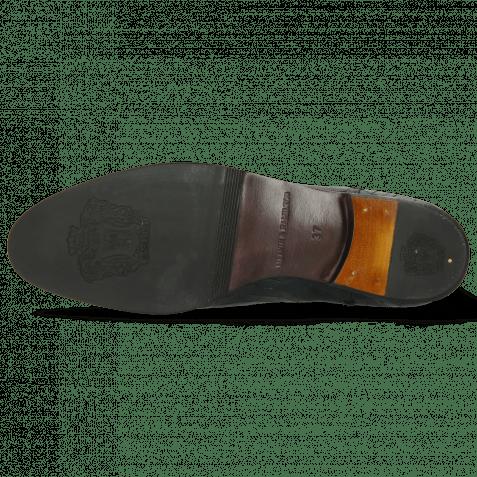 Ankle boots Susan 10 Crock Petrol Elastic Navy