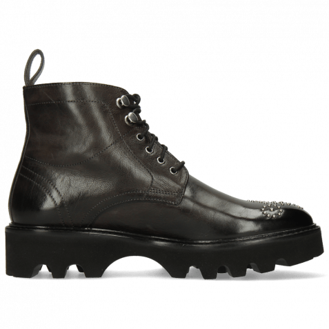 Ankle boots Sally 109  Imola Deep Steel Rivets