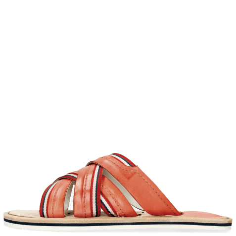 Sandals Bob 2 Vegas Earthly Straps Modica White