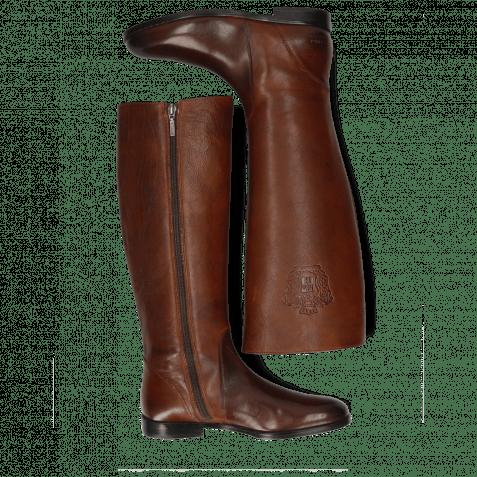 Boots Susan 71 Imola Mid Brown