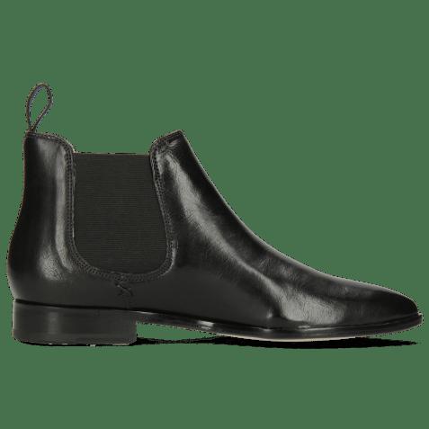 Ankle boots Jessy 1 Imola Black Elastic Black Flex