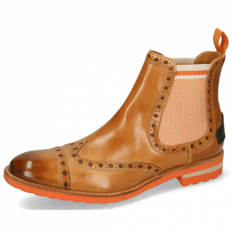 Ankle boots Eddy 46 Sand Underlay Brown