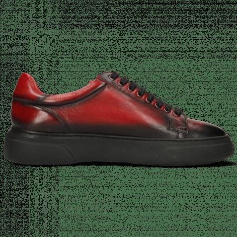 Sneakers Harvey 42 Monza Rio Red Shade Black