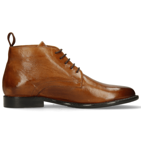 Ankle boots Selina 28 Pisa Tan Lining Rich Tan