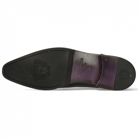 Monks Lance 1 Black Lining Purple Flex Black