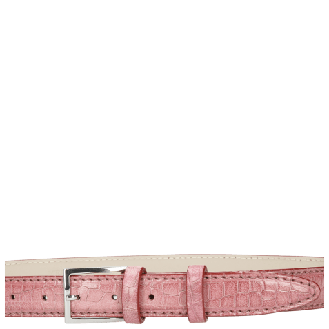 Belts Linda 1 Crock Lilac Classic Buckle