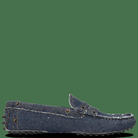 Loafers Caroline 1 Denim Dark Blue