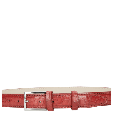 Belts Linda 1 Crock Ruby Classic Buckle