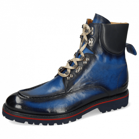 Ankle boots Trevor 45 Monza Mid Blue Shade Navy
