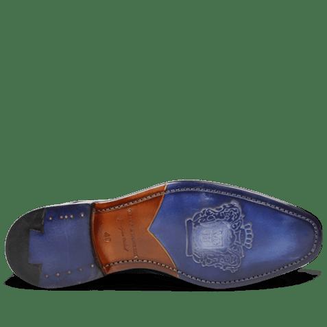 Derby shoes Charles 1 Crust Black LS