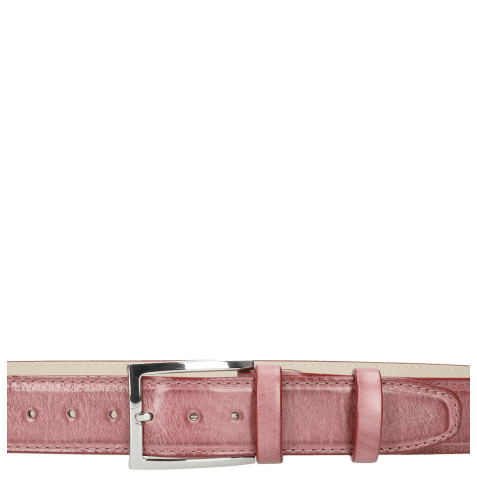 Belts Larry 1 Lilac Classic Buckle