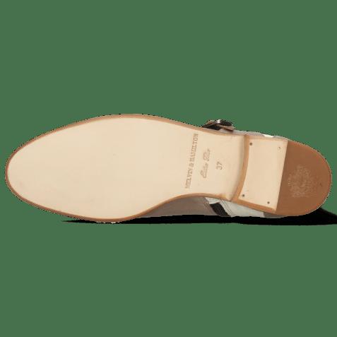 Ankle boots Susan 45 Imola Ash Textile Indonesia