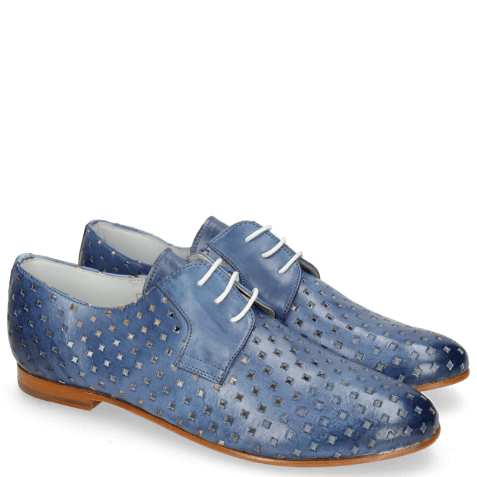 Derby shoes Monica 2 Vegas Perfo Diamond Wind