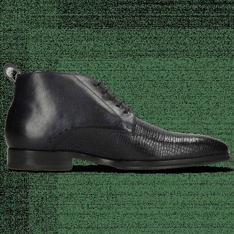 Ankle boots Greg 5 Venice Skink Navy HRS