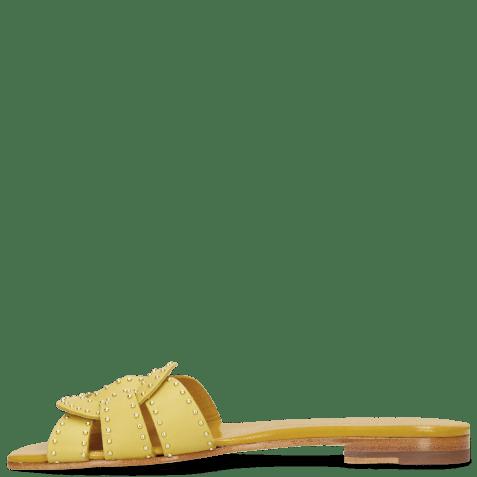 Mules Elodie 13 Salerno English Yellow