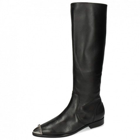 Boots Tracey 3 French Nappa Black