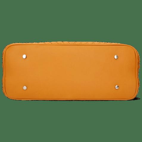 Handbags Kimberly 2 Woven Orange