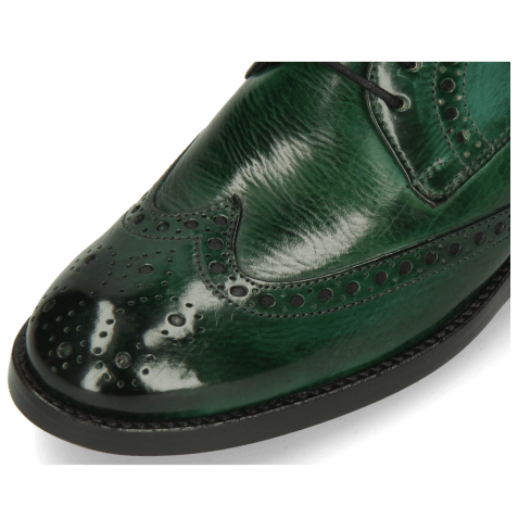 Derby shoes Amelie 3 Pine Lining Nappa