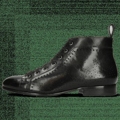Ankle boots Sally 136 Imola Black Loop