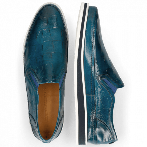 Mocassins Harry 2 Turtle Mid Blue
