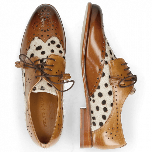 Derbies Selina 41 Wood Sand Hairon Wildcat
