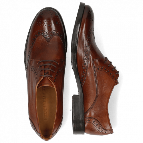 Derbies Amelie 3 Pisa Wood Lining Nappa