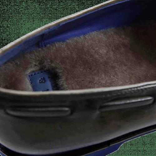 Mocassins Kelly 8 Crust Grey Blue Finish WL Blue