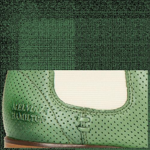 Bottines Susan 10 Salerno Perfo Mint Green