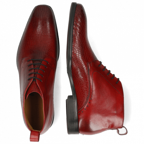 Bottines Greg 5 Venice Skink Ruby HRS