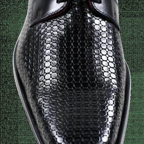 Derbies Mark 1 Bubble Ecocalf Black New HRS