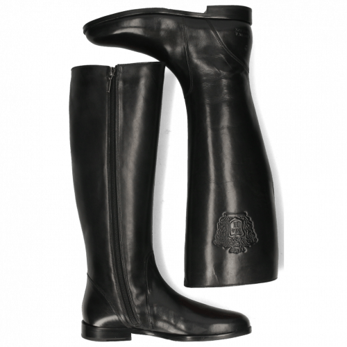 Bottes Susan 7 Black Crown Lining