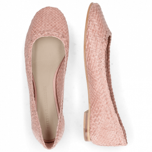 Ballerines Kate 5 Woven Rose