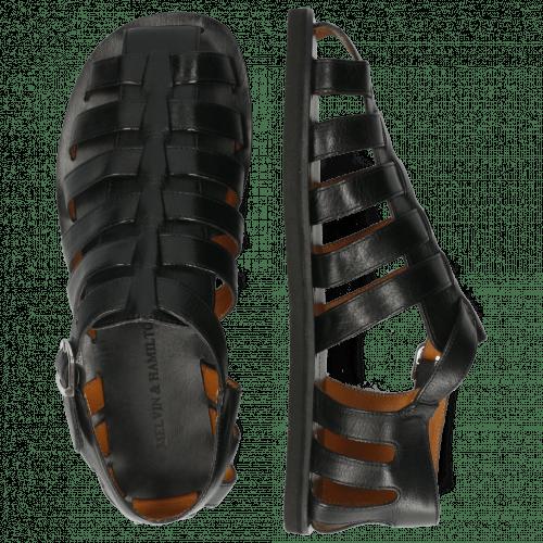 Sandales Sam 3 Crust Black
