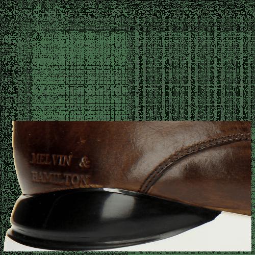 Sneakers Blair 1 Mid Brown