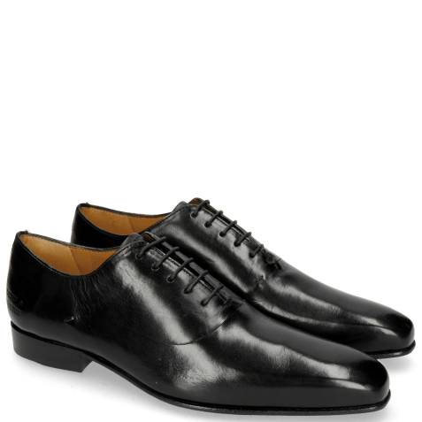 Richelieu Lewis 42 Black LS Thin Black