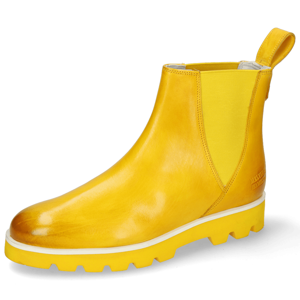 Bottines Susan 76 Vegas Sun Elastic Yellow